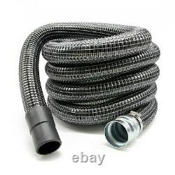 10M Wire Reinforced Gutter Vacuum Cleaner Hose 51mm Pipe for Kiam Cyclone