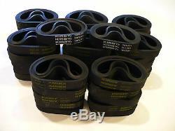 126 Kirby Knurled Vacuum Brush Roll Belts. PN 301291