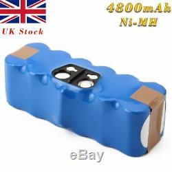 14.4V 4800mAh 4419696 80501 Battery For iRobot Roomba 500 600 700 800 880 Series