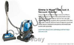 2021 Brand New Sirena Vacuum Total Home Cleaning plus 4 free items