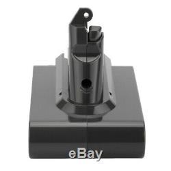 3500mAh 21.6V BATTERY FOR DYSON V6 ANIMAL DC58 DC59 DC61 DC62 DC72 DC74 Absolute