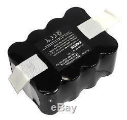 3.3Ah 14.4V Cleaner Battery for M-Robot XR210 XR210D