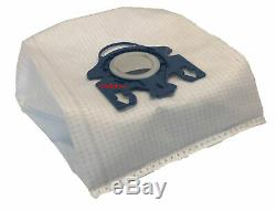 3(pk) Vacuum Bags For Miele GN HyClean 3D Type Fits Cat n Dog and all Miele