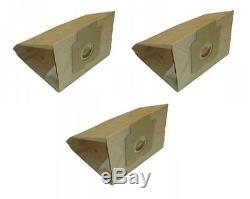 3 x National Vacuum Cleaner Bags 450 MC 61-62 83-89 2700 2750 4700 4750 7000