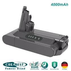 4.0AH 25,2V V10 Akku für Dyson V10 Animal Absolute Motorhead Li-ion V10 Batterie
