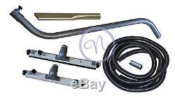 50mm Wet & Dry Accessories Kit For Industrial Vacuum Cleaners