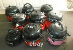 9 x Numatic Henry Etc hoovers vacuums vacs spares or repairs parts