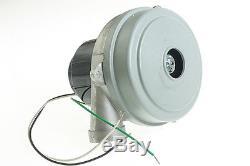 AIRFLIX STORM Vacuum motor Lamb Ametek 2 Stage Vacuum Motor 6.6 240v