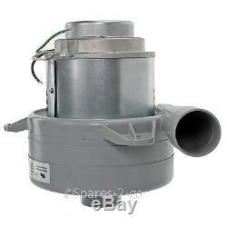 Ametek 3 Stage 1400W Tangential Hoover Motor for KARCHER PUZZI Vacuum 7.2 240V