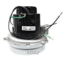 Ametek Lamb 6.6 Inch TB 2 Stage 120 Volt B/B Vacuum Motor 122233-00