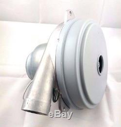 Ametek Lamb 8.4 Inch Diameter Double Stage 240 Volt Motor 122178-18 Vacuum Motor