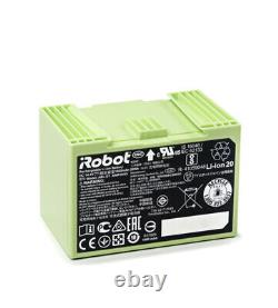 Authentic Roomba Lithium Ion Battery e5 e6 I7 i7+ ABL-D1 Original OEM Roomba