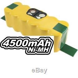 BATERIA MÁXIMA 4500mah para ROOMBA todas las series 500 600 700 800 900