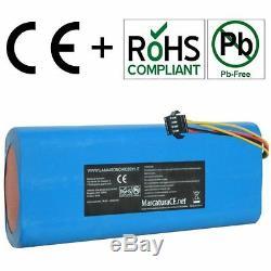 Batteria Compatibile Ni-mh 3500 Ni-mh Per Ecovacs Necchi D54 D56 D58 Battery