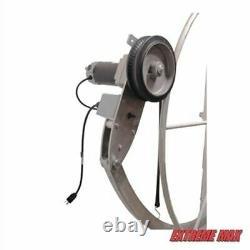 Boat Lift Buddy Boat Lift Motor with Friction Wheel