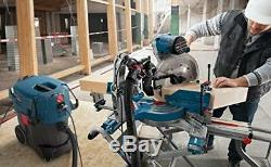 Bosch Professional Industriestaubsauger GAS 35 L SFC+ 1200 Watt, 35 L Behälter