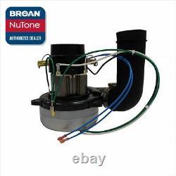 Broan Nutone S10941236 Central Vacuum Motor VX550 NEW Genuine READ COPY