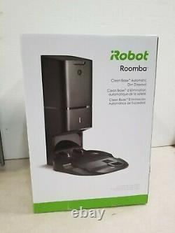 Clean Base Automatic Dirt Disposal, Compatible with Roomba i Series Robot Vacuum