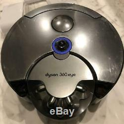 DYSON 360 EYE RB01NB Vacuum Cleaner International Version Wi-Fi For parts
