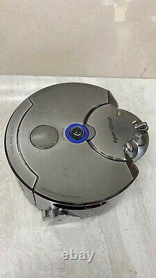 Dyson 360 Eye Robotic Cordless Vacuum Cleaner Nickel Blue (V167) For Parts