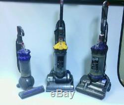 Dyson DC07, DC14, DC25, DC28, DC33, DC65 PARTS, hose, wheel, body, canister READ