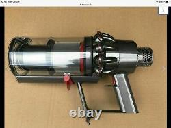 Dyson V10 Main Body and Cyclone And bin assy