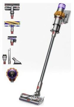 Dyson V15 Detect Absolute Yellow And Nickel