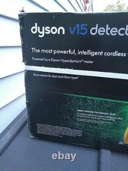 Dyson V15 Detect Cordless Vacuum purple/Nickel