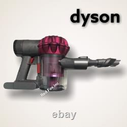 Dyson V6 Car + Truck + Boat Cord-Free Handheld Cordless Vacuum Cleaner (Red)
