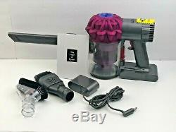 Dyson V6 Dog + Cat Pet Cordless Handheld Cord-Free Vacuum Cleaner- Red