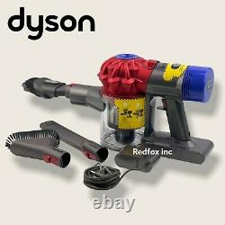 Dyson V7 Truck + Car + Boat Cordless Handheld Vacuum Cleaner Red