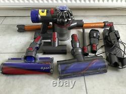 Dyson V8 Absolute Cordless Vacuum Cleaner. Perfect Working