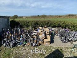 Dyson Vacuum Cleaner Massive Job Lot Including Henrys Shark Lorry Load + Parts