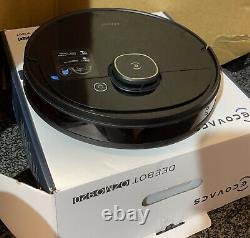 Ecovacs Deebot Ozmo 920 The Vacuum Cleaner And Mopping Robot Auto Cleaning