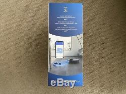 Ecovacs Deebot T8 AIVI Smart Vacuum and Mop Robot, Black
