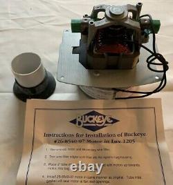 Electrolux Vacuum Cleaner Motor 1205, Olympia, Jubilee 547, 1205 Super J