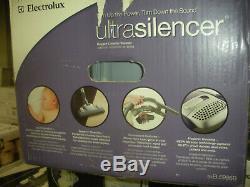Electrolux ultrasilencer vacuum Bare floor EL6986B