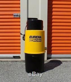 Eureka The Boss Central Vacuum Power Unit CV1804B Yellow