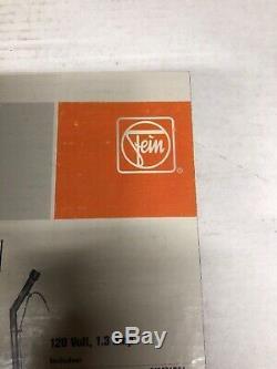FEIN Power Brush PB350 Vacuum Accessory Kit. Brand New Never Used 4 Available