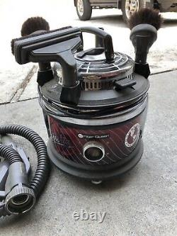 Filter Queen Majestic Triple Crown Vacuum Cleaner Motor & Canister Works