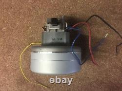 Filter Queen Vacuum Cleaner Motor 2 Speed 4 Wire 4008001100