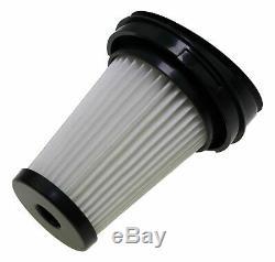 Filter passend für Grundig VCH 9629, 9630, 9631,9632 Hepafilter rund Ersatzteil