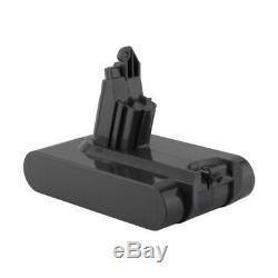For Dyson V6 Animal Absolute 2.0AH Li-ion Battery DC58 DC59 DC61 SV03 SV05 SV06