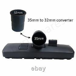 For TITAN Vacuum Cleaner hoover Carpet / Hard Floor Tool Brush Head 32mm & 35mm