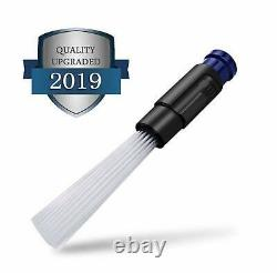 GOEU Dustpro Cleaner, Dusty Brush Vacuum Attachment Vacum Tool Universal Shark V