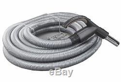 Genuine 12M Switch Hose Kit Electron EVS Ducted Vacuum Bonus Sock + Attachments