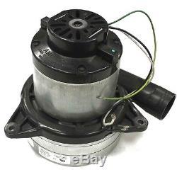 Genuine Ametek Lamb 3 Stage 7.2 Tangential Bypass Central Vacuum Motor 117507
