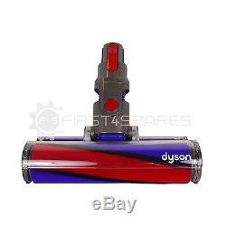 Genuine Dyson V8 Soft Roller Fluffy Cleaner Head 966489-04