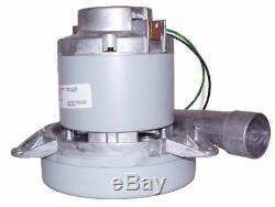Genuine Electron Evs 2808 Ducted Vacuum Cleaner Motor Ametek Lamb 117572-12