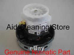 Genuine Numatic George GVE Lamb Wet Pick Up Bypass Motor UB11053DN 205830 205509